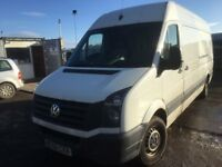 VOLKSWAGEN CRAFTER LWB HIGH TOP 2007 YEAR SPARE PARTS AVAILABLE