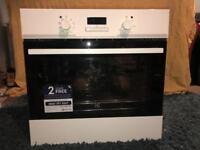 Electrolux Single oven white (Brand New Never Used)