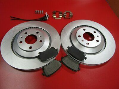 Bentley Continental GT GTC Flying Spur Rear Brake Pads & Disk Rotors OEM QUALITY