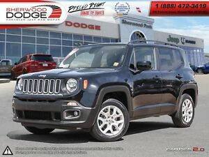 2015 Jeep Renegade North | 4X4 | BLUETOOTH | 5