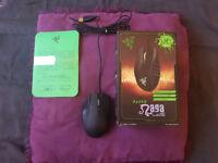 Razer Naga Gaming Mouse Left Handed