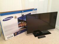 "Samsung 32"" LED TV UE32F5000AK Spares or repair"