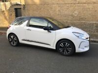 DS 3 1.2 pure tec chic 110hbp with start stop with CarPlay and Comfort Pack