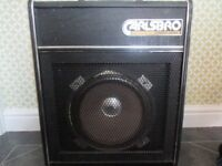 Carlsboro Cobra Lead Guitar amplifier