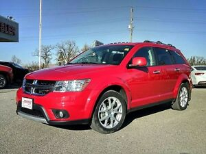 2013 Dodge Journey R/T AWD 7 Passenger Option *Nav* *Heated Leat