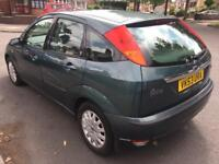 FORD FOCUS GHIA AUTOMATIC LONG MOT DRIVES GREAT