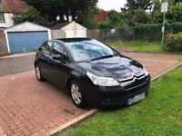 Citroen c4 1.6 sx long MOT not Astra or fiesta