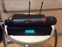Audio technical ATW. T341-R3110 wireless microphone