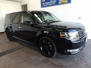 2016 Ford Flex LIMITED AWD LEATHER SUNROOF NAV 7 PASS