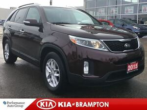 2015 Kia Sorento LX HTD SEATS ALLOYS BLUETOOTH CRUISE WOW!!