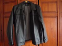 Soft Leather men's jacket