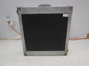 Generic Single Rack Road Case - We Buy and Sell Pro Audio Equipment - 115338 - DR1212408