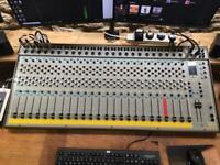 Seck Model 242 mixing desk