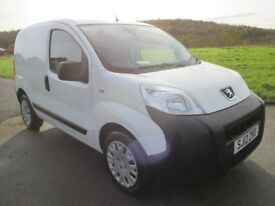 PEUGEOT BIPPER SEMI-AUTOMATIC ONE OWNER ONLY 31,000 MILES