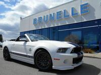 Ford Mustang Cabriolet - Convertible Shelby GT500 2013