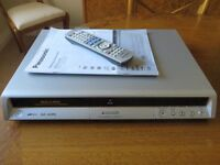 Panasonic DMR-EX75EB DVD Recorder with 160 GB HDD
