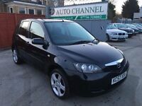 Mazda2 1.4 Capella 5dr£2,595 p/x welcome FREE WARRANTY. NEW MOT