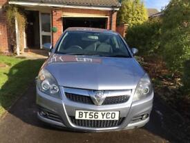 Vauxhall vectra 06 plate SRI 1.9