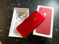 Apple iPhone 7 Red 128GB Unlocked