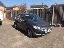 Smart ForFour SPARES OR REPAIRS