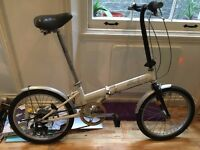 Great quality affordable Folding Bike (Ringwood) with Shimano equipment with free lock