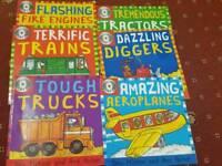 Picture books for pre-schoolers
