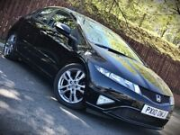 **6 MONTH WARRANTY** HONDA CIVIC 2.2 I-CDTI SI FULL SERVICE HISTORY LONG MOT