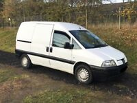 PEUGEOT EXPERT 2.0 HDI DIESEL 2006 06-REG *1 YEARS MOT* TWIN SIDE LOADING DOORS DRIVES EXCELLENT