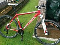 2012 Trek cobia 29er mountain bike.