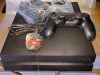 Playstation PS4 - 500Gb HDD. Excellent Condition