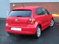 Volkswagen Polo MATCH EDITION (red) 2014-03-01