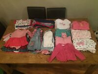 Baby girl clothes bundle 6-9 months, great condition