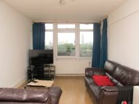 TWO DOUBLE BEDROOM apartment with large PRIVATE BALCONY - Walters House, Otto Street, London SE17