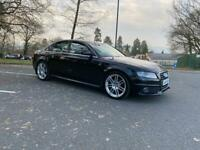 2011 Audi A4 2.0Tdi S-line Special editions, year MOT,