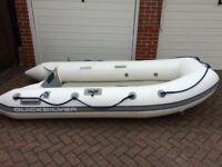 Quicksilver 310 inflatable. dinghy/boat/tender. PROJECT