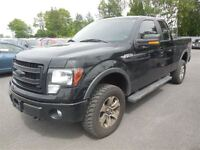 2013 Ford F-150 FX4 KING CAB 5.0L MAGS
