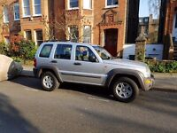 4WD IN GOOD CONDITION ,5 GOOD TYRES,FULL SERVICE HISTORY.