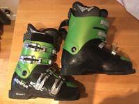 Alpina Race Fit One55 ski boots