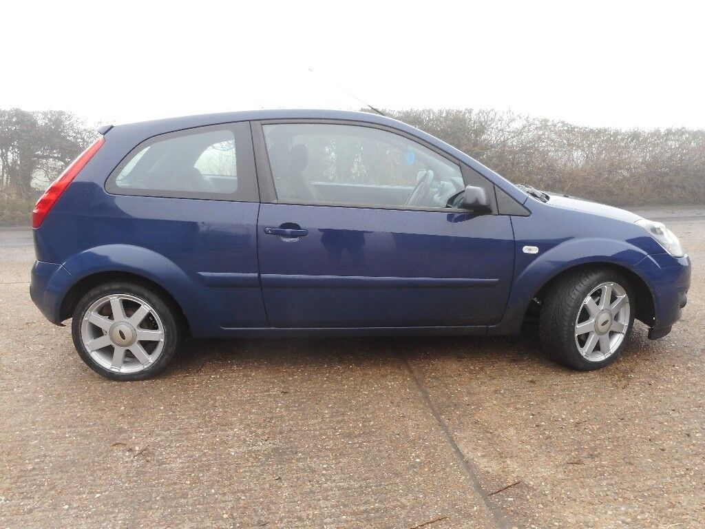 Ford Fiesta 1.25 Zetec 2008 1 Lady Owner
