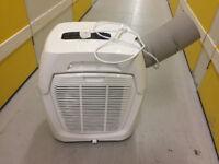 Portable airconditioner unit