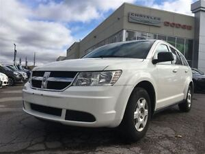 2010 Dodge Journey 1 OWNER - CLEAN CARPROOF - ONLY $8999+ H.S.T
