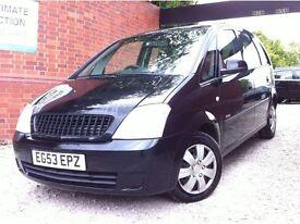 Vauxhall Meriva 1.6 i Enjoy 5dr (a/c) BARGAIN FAMILY MPV