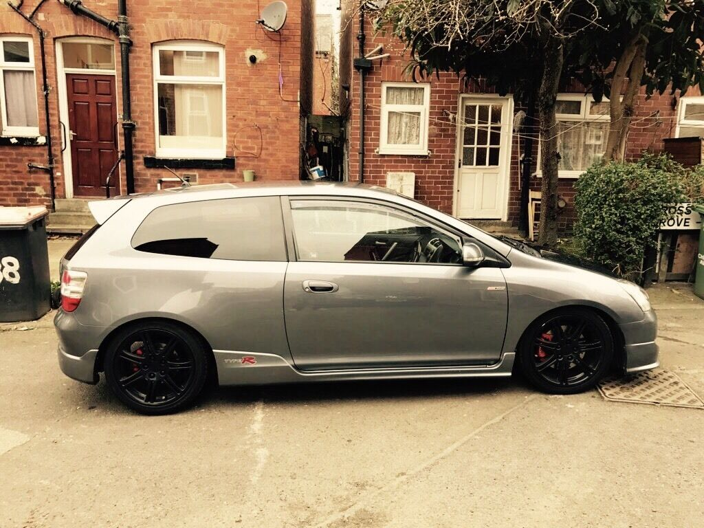 Honda Civic Type r EP3 Premier Edition (modified, fk ...