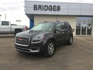 2016 GMC Acadia SLT**Leather/remote start/backup cam and much mo