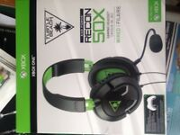Xbox one turtle beach ear force recon 50x full size headset