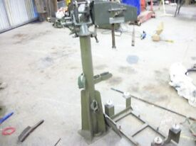 willys jeep gun mount and generator