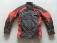 Weise Motocycle Jacket size Medium, as New worn once