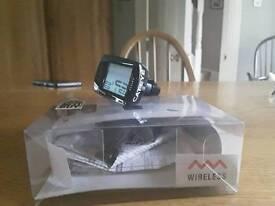 Cycling computer Cateye Strata Wireless