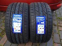 CAR TYRES 265 35 18 xl 97W x2 tyre {PAIR} brand new Mercedes Rear Tyres