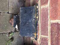 cast iron drain hopper